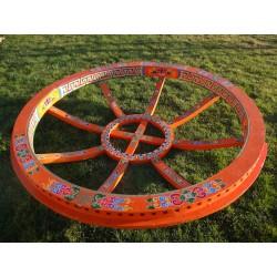 Cercle de yourte