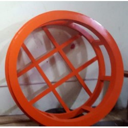 Dôme - Tourelles de cercles