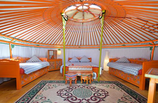 acheter une yourte traditionnelle mongole. Black Bedroom Furniture Sets. Home Design Ideas